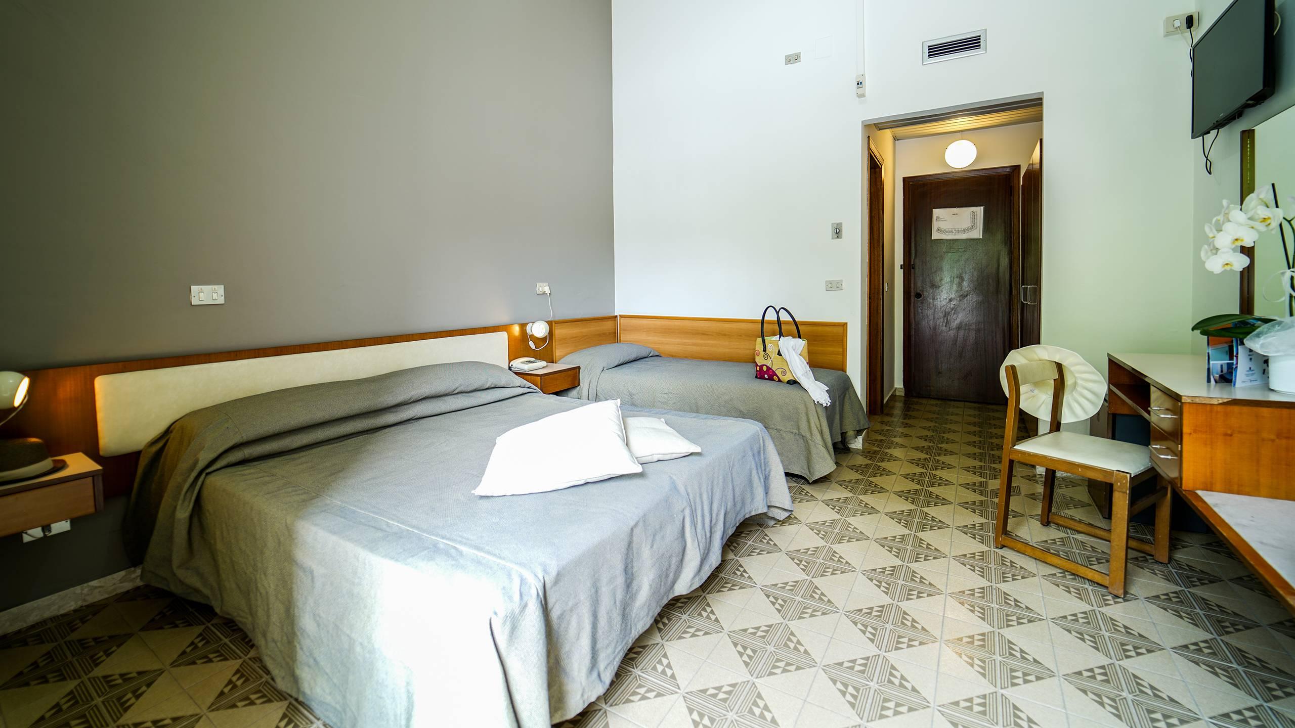 Santa-Caterina-Village-Scalea-basic-room-double-bed-single-bed-DSC00413